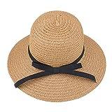 Latinaric Damen Mode Hut faltbare Sonnenhut Fischer Kappen Sonnen Schutzen