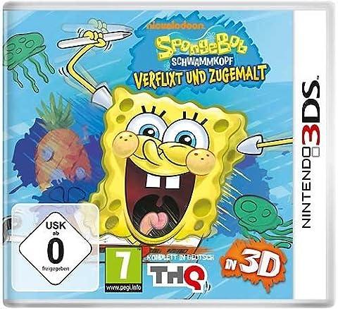 SpongeBob Verflixt und Zugemalt