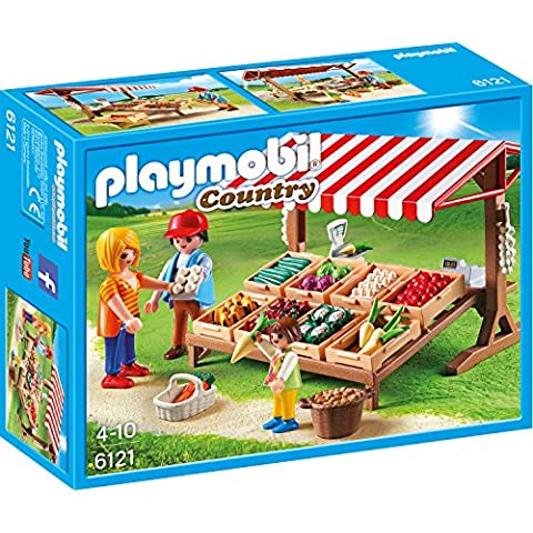 Playmobil - Mercado (61210)