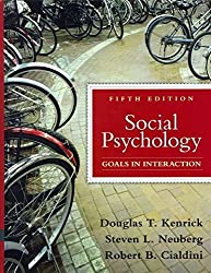 Social Psychology: Goals in Interaction with MyPsychLab and Pearson eText (5th Edition) by Douglas Kenrick (2009-12-23)