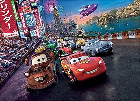 Olimpia Design Fototapete Disney Cars, 1 Stück, 4-013P4