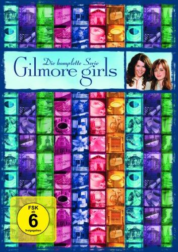 Produktbild Gilmore Girls - Die komplette Serie (exklusiv bei Amazon.de)