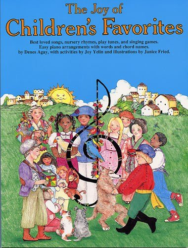the-joy-of-childrens-favourites-fur-klavier-gesang-gitarremit-akkordsymbolen