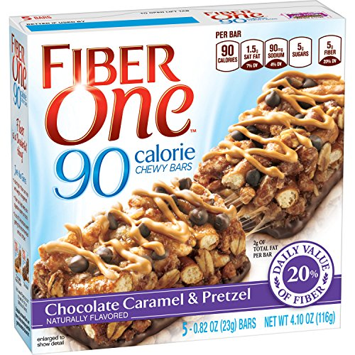 fiber-one-90-calorie-chewy-bar-chocolate-caramel-and-pretzel-41-ounce-by-fiber-one-snacks