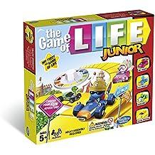 Hasbro – The Game of Life Junior – Juego Versión Inglés