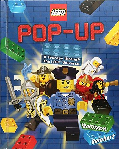 Lego Pop-Up por Matthew Reinhart