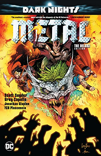 Dark Nights: Metal: Deluxe Edition (Dark Nights: Metal (2017-))