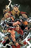 La Potente Thor 19 - Variant di Mahmud Asrar
