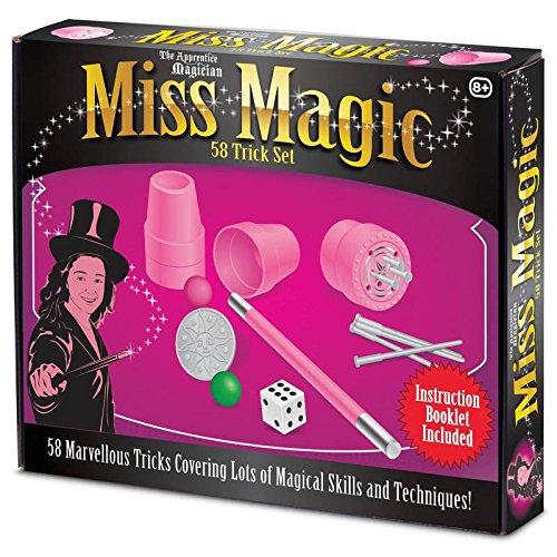 Toy Magicien rose Set de Miss Magie Girly Fun Fille