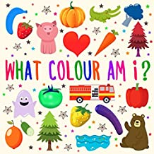What Colour Am I?: A Fun Guessing Game for 2-4 Year Olds