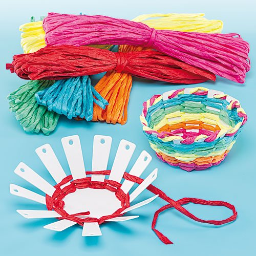 card-basket-weaving-kits-6-colours-of-raffia-finished-size-10cm-kids-craft-activities-great-for-moth