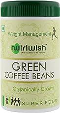 Nutriwish Green Coffee Beans, 250g