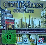Sid Meiers Civilization IV Complete [video game]
