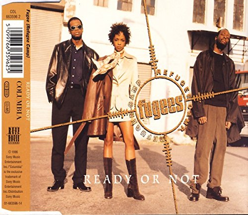 Fugees (Refugee Camp): Ready Or Not (Audio CD)