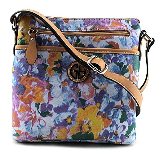 giani-bernini-saffiano-crossbody-damen-mehrfarbig