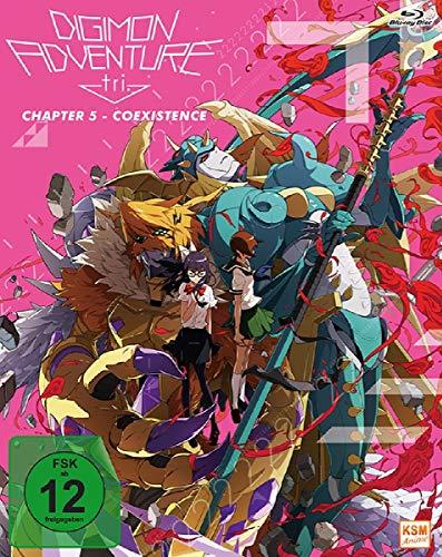 Digimon Adventure tri. Chapter 5 - Coexistence [Blu-ray]