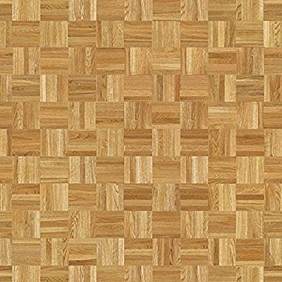 MyTinyWorld Dolls House Miniature Parquet Flooring Honey Colour Oak Square Effect
