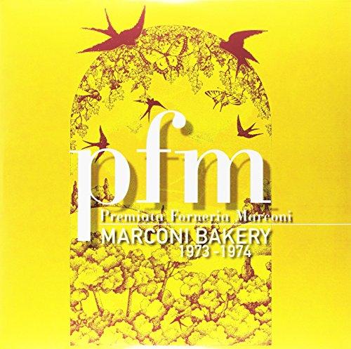 Marconi Bakery 1973 - 1974 [4 LP]
