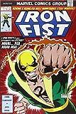 Marvel Omnibus Iron Fist Di Chris Claremont & John Byrne