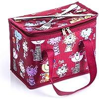 Preisvergleich für teamook Lunch Bag Isolierte Lunch Box für Kinder und Erwachsene 1Stück