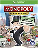 Ubisoft Monopoly Family Fun Pack, Xbox One