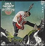 Songtexte von Paul Gilbert - Fuzz Universe