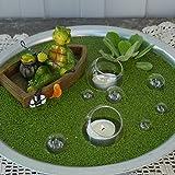 Gartenzaubereien Miniteich Set, Schildkröte im Boot