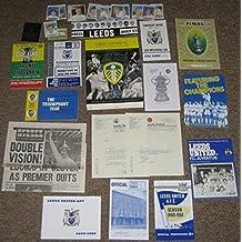 Leeds United Memorabilia Pack