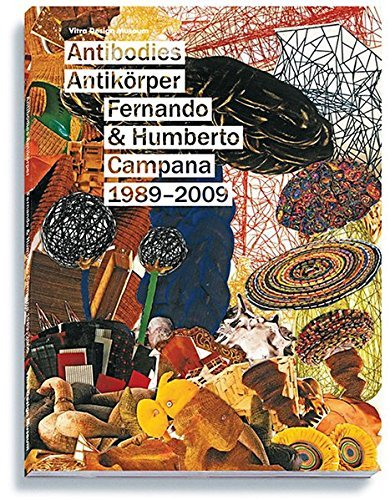 Fernando & Humberto Campana 1989-2009: Antibodies (English and German Edition) by Massimo Morozzi (2013-07-31)