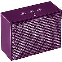 AmazonBasics - Altoparlante bluetooth Mini, ultra portatile - (Viola Bluetooth)