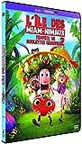 Tempête de boulettes géantes 2 : L'île des miam-nimaux [DVD + Copie digitale]