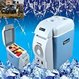 12V 7,5L Auto Mini Kühlschrank Kühlbox Kühler Wärmer Warmhaltebox Camping