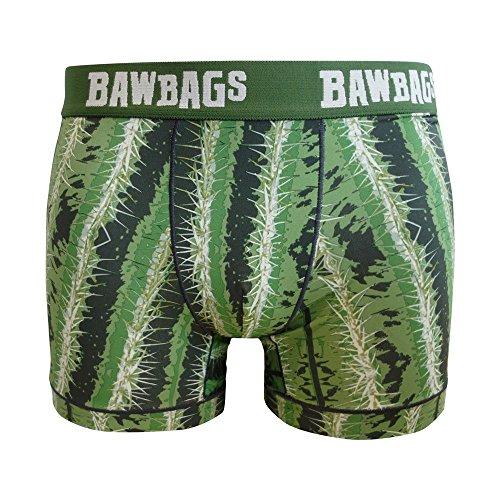 Bawbags Pricks Cool De sacs Boxers Green
