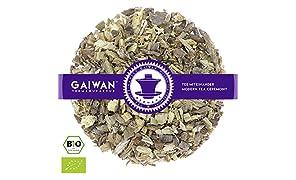 """Núm. 1103: Té de hierbas orgánico """"Té de regaliz"""" - hojas sueltas ecológico - 500 g - GAIWAN® GERMANY - raíz de regaliz de la agricultura ecológica en China"""