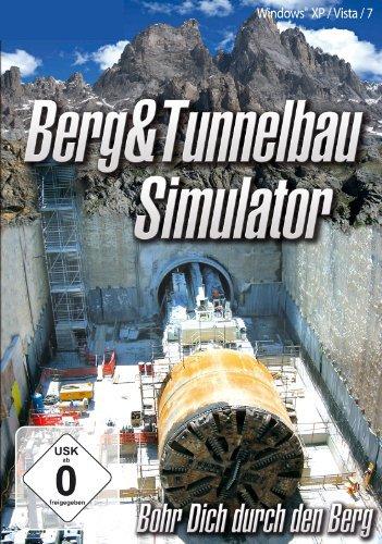 Berg und TunnelbauSimulator