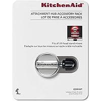 KitchenAid Ksmhap Attachment Hub Accessory Pack, Silver by KitchenAid