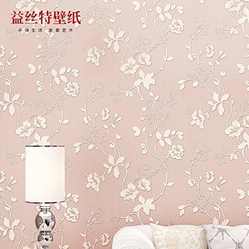 fyzs-yisite-3d-fondos-de-pantalla-de-socorro-no-tejidas-pastoral-calido-dormitorio-wallpaper-estilo-