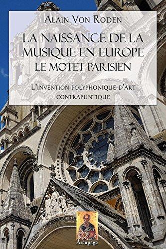 La naissance de la musique en Europe