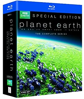 Planet Earth - Special Edition [Blu-ray] [Import anglais] (B003ZUXZCC) | Amazon Products