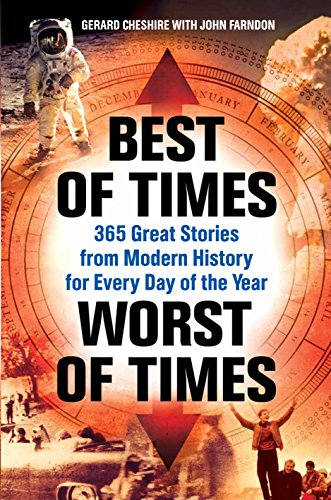 Best of Times, Worst of Times: 365 Great Stories from Modern History (Icon 365)