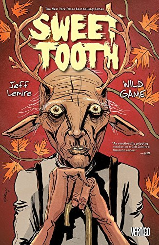 Sweet Tooth Volume 6: Wild Game TP by Jeff Lemire (Artist, Author) › Visit Amazon's Jeff Lemire Page search results for this author Jeff Lemire (Artist, Author) (4-Jul-2013) Paperback