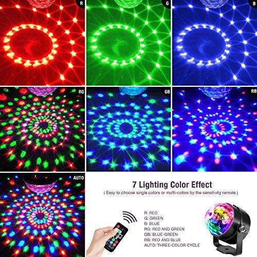 Zoom IMG-2 luci discoteca led omeril usb