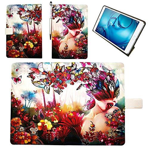 Hülle Für Huawei Mediapad X1 7.0 Hülle Ständer Tablette Schutzhülle HD