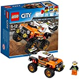 #5: Lego Stunt Truck, Multi Color