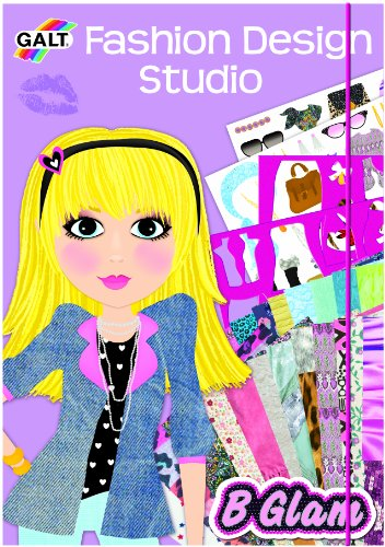Galt Toys B Glam-Fashion-Designer-Studio