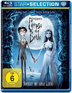 Corpse Bride - Hochzeit mit einer Leiche [Blu-ray]