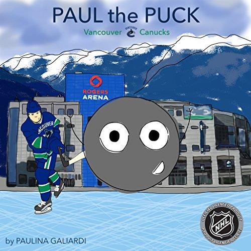 Paul the Puck: Vancouver Canucks por Paulina Galiardi