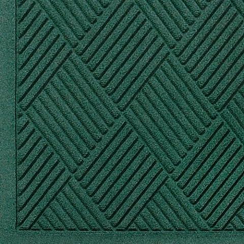 Andersen 221590068Wasser Hog Fußmatte-Eingang, Mode Diamant, Polypropylen Fibber, SBR Unterstützung, 8.4