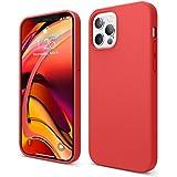 """Elago Silicone Liquido Custodia Cover Compatibile con iPhone 12 Case e Compatibile con iPhone 12 PRO Case (6.1""""), Silicone Li"""