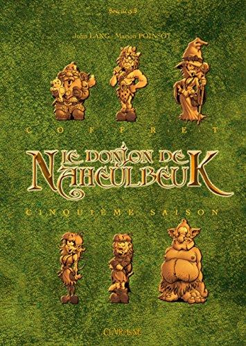 Le Donjon de Naheulbeuk, Cinquième saison : Coffret en 5 volumes : Tomes 14 à 18